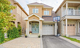 269 Bathurst Glen Drive, Vaughan, ON, L4J 9K8