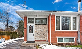 46 Newbury Drive, Newmarket, ON, L3Y 4R1