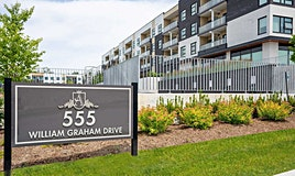 114-555 William Graham Drive, Aurora, ON, L4G 7C4