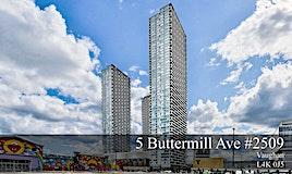 2509-5 Buttermill Avenue, Vaughan, ON, L4K 0J5