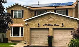 104 Moon Drive, Barrie, ON, L4N 7G9