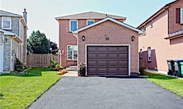 20 Boldermere Place, Brampton, ON, L6X 3W9