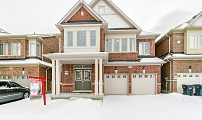 384 Robert Parkinson Drive, Brampton, ON, L7A 4E5