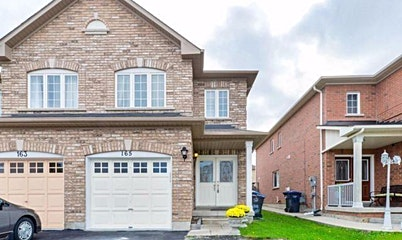 165 Albright Road, Brampton, ON, L6X 0J2