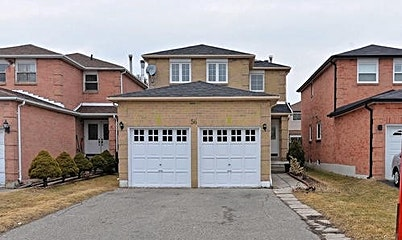 56 Redpoll Court, Brampton, ON, L6Y 4A8