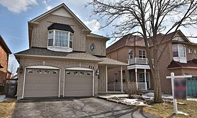 814 Crawford Mill Avenue, Mississauga, ON, L5W 1B5