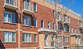 Th#115-20 Elsie Lane, Toronto, ON, M6P 3N9