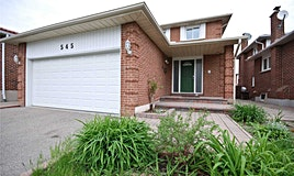 545 Willowbank Tr, Mississauga, ON, L4W 3K3
