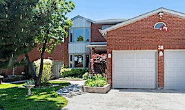 38 Settler Court, Brampton, ON, L6Z 4L7