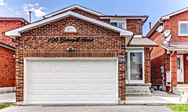 100 Gatesgill Street, Brampton, ON, L6Y 3T4