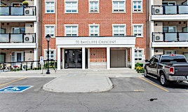 109-70 Baycliffe Crescent, Brampton, ON, L7A 0Z5