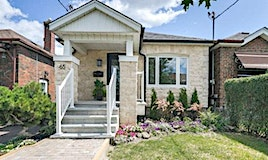 65 Chamberlain Avenue, Toronto, ON, M6E 4J9