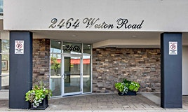 615-2464 Weston Road, Toronto, ON, M9N 2A2