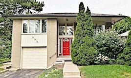 995 Dormer Street, Mississauga, ON, L5E 1T7