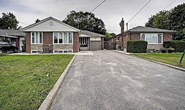 91 Whitburn Crescent, Toronto, ON, M3M 2S5