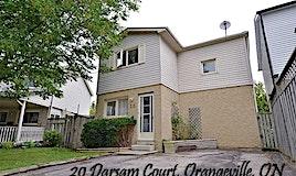 20 Darsam Court, Orangeville, ON, L9W 4B4