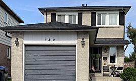 140 Martindale Crescent, Brampton, ON, L6X 2V2