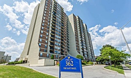 1007-362 The East Mall Road, Toronto, ON, M9B 6C4
