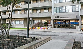 1107-1300 Mississauga Valley Boulevard, Mississauga, ON, L5A 3S9