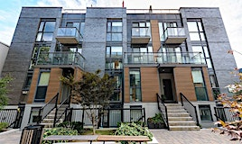 Th 203-58 Macaulay Avenue, Toronto, ON, M6P 3P6
