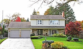 1334 Wakefield Crescent, Burlington, ON, L7P 1M3
