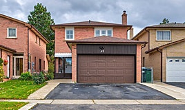 42 Schubert Crescent, Brampton, ON, L6Y 2R1