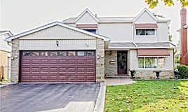 70 Jill Crescent, Brampton, ON, L6S 3J2