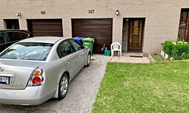 147 Lotherton Ptwy, Toronto, ON, M6B 2G6