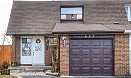 659 Green Meadow Crescent, Mississauga, ON, L5A 2V3