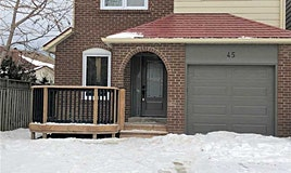 45 Buckland Way, Brampton, ON, L6V 3P3