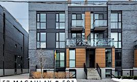 503-57 Macaulay Avenue, Toronto, ON, M6P 3P5