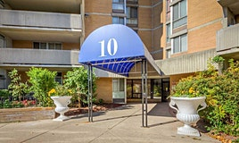 1414-10 Martha Eaton Way, Toronto, ON, M6M 5B3