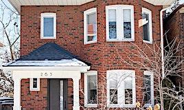 263 Ellis Avenue, Toronto, ON, M6S 2X4