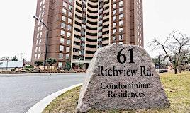 1806-61 Richview Road, Toronto, ON, M9A 4M8
