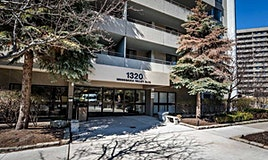 412-1320 Mississauga Valley Boulevard, Mississauga, ON, L5A 3S8