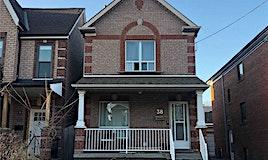 38 Hallam Street, Toronto, ON, M6G 1W2