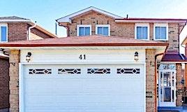 41 Wildercroft Avenue, Brampton, ON, L6V 4E9