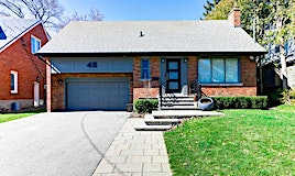 45 Pinehurst Crescent, Toronto, ON, M9A 3A4