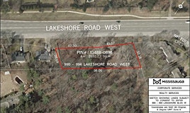 990 W Lakeshore Road, Mississauga, ON, L5H 1J1