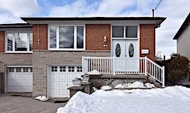 64 Fletcherdon Crescent, Toronto, ON, M3N 1S3