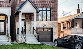 20 Elton Crescent, Toronto, ON, M8W 2X8