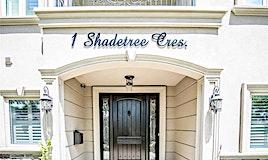 1 Shadetree Crescent, Toronto, ON, M9C 1W9
