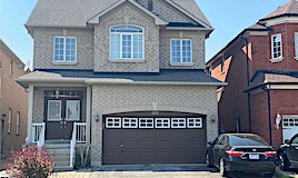 6 E Big Moe Crescent, Brampton, ON, L6P 1K2