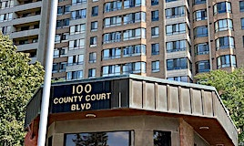 1610-100 County Court Boulevard, Brampton, ON, L6W 3X1