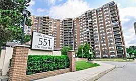 1203-551 The West Mall Avenue, Toronto, ON, M9C 1G7