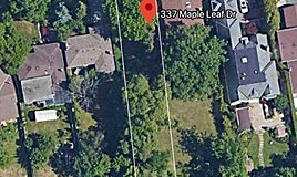 337 Maple Leaf Drive, Toronto, ON, M6L 1P4