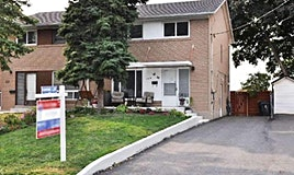 135 St Lucie Drive, Toronto, ON, M9M 1T4