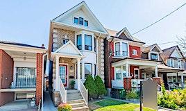 1187 Dovercourt Road, Toronto, ON, M6H 2Y1