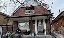 Bsmt-10 Hartley Avenue, Toronto, ON, M6E 4E6