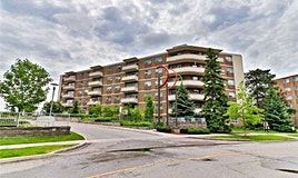 407-11 Fontenay Court, Toronto, ON, M9A 4W6